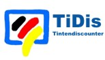 TiDis, der Tintendiscounter Berlin Logo