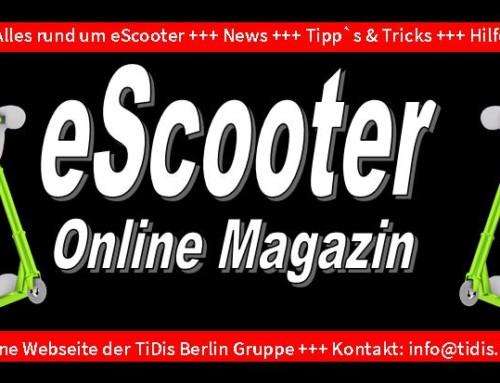 eScooter Online Magazin