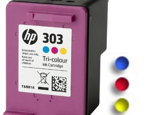 Nachfüllanleitung HP303 & HP303XL Color